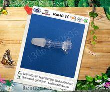 Top level hot selling ceramic cap for quartz heating tube
