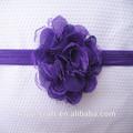 nuovo arrivo fasce elastiche per i bambini wholesae fiore hairband