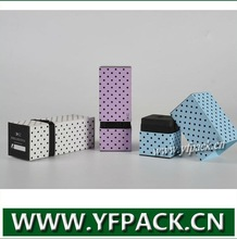 Modern Polka Dots Nail Polish Color Boxes,Storage Box Nail Polish Wholesale