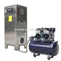 O ozônio do purificador de água, toque de ozônio purificador de água, ozônio filtro de água