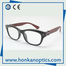 classic style promotional eye glasses optical frame