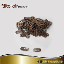 Professional Clips for clip hair extensions Sizes Available 2.4cm, 2.8cm, 3.2cm, 3.8cm long 6 teeth