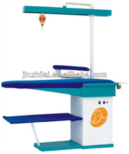 Full Automatic steam generator ironing table for clothes shop