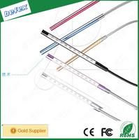 For Computer Color Flexible Aluminum Tube 10 LED USB Lamp Light
