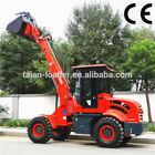 front wheel loader,john deere excavator,1.5 ton Tl1500 wheel loader CE