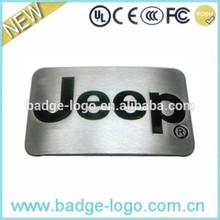 Square Car Logo Belt Buckle for Men