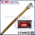 ip65 impermeável baixo brilho aquecedor de halogéneo lâmpada 2000w fischer dr