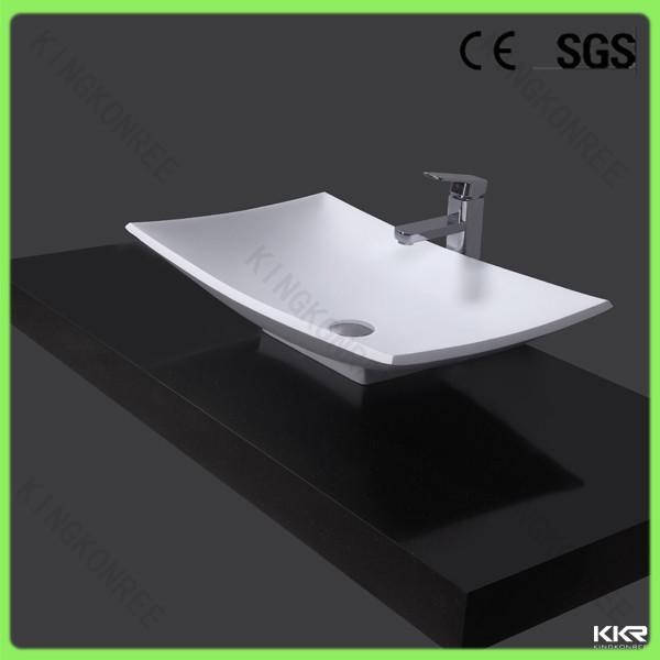 undermount waschen waschbecken sch ssel waschtischplatte. Black Bedroom Furniture Sets. Home Design Ideas