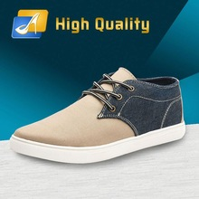 Competitive Price Brazil Imported Leather Men Casual Loafers Shoes