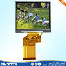 3.5 inch 320x240 230nits plasma display