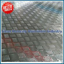 Checker Plate Aluminium trailer tool box