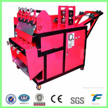 cleaning kitchen scourer making machine suitable for stainless steel wire/ galvanized wire ect