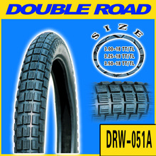 Tyre 350 x 18 Motorcycle tire TL