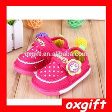 Oxgift miffy bunny zapatos, zapatos de bebé,