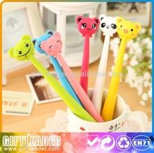 cute animal shaped ball pen XSGP-2286