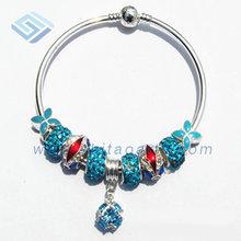 WLXBL016 Top sale fashion Europe DIY bracelet big hole bracelet