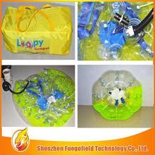 loopyball/bubble soccer balls/bubble football 2014 terrific inflatable bubble football bumper ball online