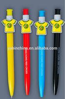 school supply funny ball pen promotional stationary /cartoon pen