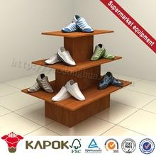 Best sale basketball shoe bag display stand rack