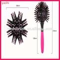 yashi 3d detangling bola massagem cabelo escova rotativa para o feriado