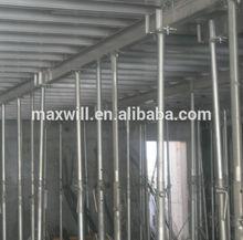 Concrete formwork prop