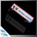 personalizado escuela de nombre y el logotipo de llaveros para las escuelas