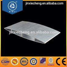 OEM service horizontal louver blinds,aluminium louver security shutters