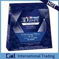 Crest 3D dientes Whitestrips Luxe efectos profesionales blanco 1 caja de 20 bolsas de 40 tiras de ventas al por mayor