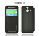 Ferrise hot selling high quality fashion design stand cheap wholesale mobile phone cover for HTC E8 china supplier