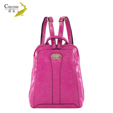 Direct manufacturer hot selling cheap school fashion blue sequin bags sequin bag backpack leather