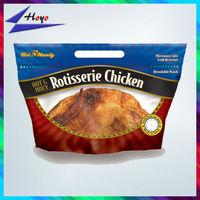 bag for roast chicken/ microwave hot/grilled roast chicken packaging bag