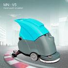 MN-V5 hand-push scrubber,supermarket floor washing machine