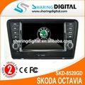 Araba dvd oynatıcı dahili gps dvb-t mpeg- 4 araç multimedya navigasyon