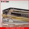For iPhone6 aluminum metal bumper case for high end market