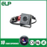 1080P HD MINI cctv hd hidden pinhole jpeg snapshot ip Network camera 2mp poe for ATM ELP-IP1892