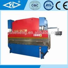 cnc hydraulic sheet metal plate curtain track bending machine