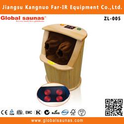 popular korea home sex infrared massage hot spa kit for foot sauna use