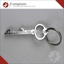promotion key shape metal beer bottle opener