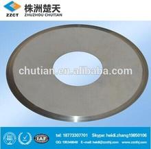 Tungsten Carbide circular cutter for PCB blade