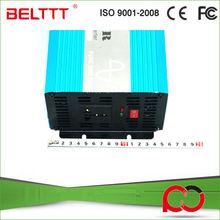 solar power inverter 2000W power force generator inverter