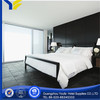 bright color manufacter plaid silk luxury jacqurd bedding set
