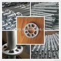 de alta calidad de acero andamios ringlock