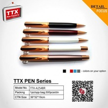 Hot sale promotional metal 2013 on sales hotel pen