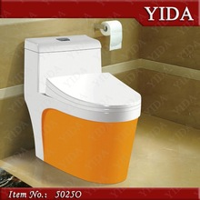 european toilets,color sanitary ware product,one piece toilet roll