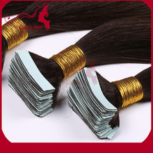 Gorgeous Attractive Factory Price 100% Pure Virgin Human Hair 26 Inches Tape Human Hair Extensions