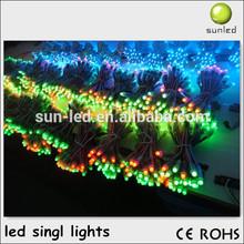 12mm 9mm led single lights led pixel controller