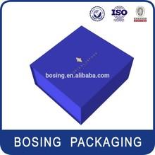 custom printed packaging box for apparel