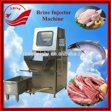 Automático de pescado inyector de salmuera máquina/carne inyector de salmuera 008615037127860