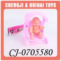 lovely baby plástico bonecas pequenas atacado conjunto de brinquedo