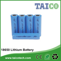 3.7v ICR 18650 1500mah Li-ion Lithium Rechargeable Battery